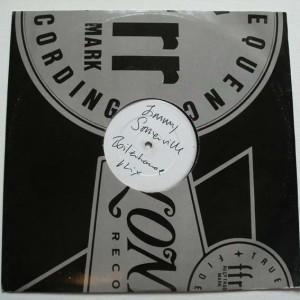 Jimmy Somerville - To Love Somebody - London Records - LXJ 281