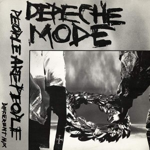 Depeche Mode - People Are People (Different Mix) - Mute - 12 BONG 5