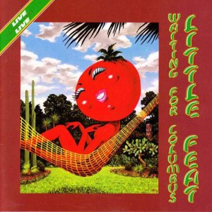 Little Feat - Waiting For Columbus - Warner Bros. Records - K66075, Warner Bros. Records - K 66075