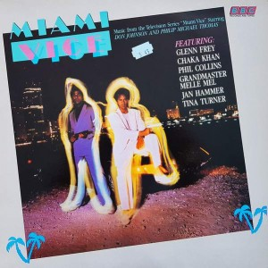 Various - Miami Vice - BBC Records - REMV 584