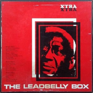 Leadbelly - The Leadbelly Box - Xtra - XTRA 1017