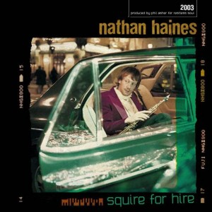 Nathan Haines - Squire For Hire - Chillifunk Records - CFCD010