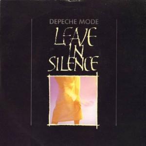 Depeche Mode - Leave In Silence - Mute - 7 BONG 1