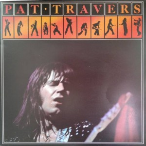 Pat Travers - Pat Travers - Polydor - 2383 395, Polydor - 2383-395