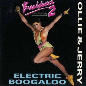 Ollie And Jerry - Electric Boogaloo - Polydor - POSP 730