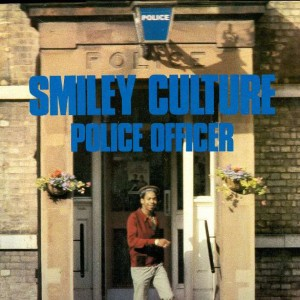 Smiley Culture - Police Officer - Fashion Records - FAD 026
