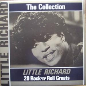 Little Richard - The Collection: 20 Rock 'n' Roll Greats - Deja Vu - DVLP 2082