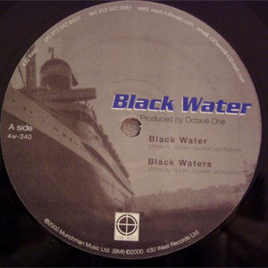Octave One - Black Water - 430 West - 4w-340