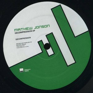 Mathew Jonson - Decompression EP - M_nus - MINUS24, M_nus - minus24