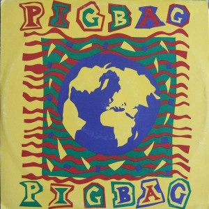Pigbag - The Big Bean - Y Records - 12 Y 24, Y Records - 12-Y-24
