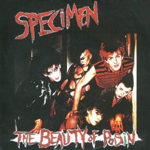 Specimen - The Beauty Of Poisin - London Records - LON 40