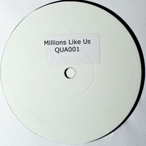 Millions Like Us - Don't Let Go  - Quantum - QUA001