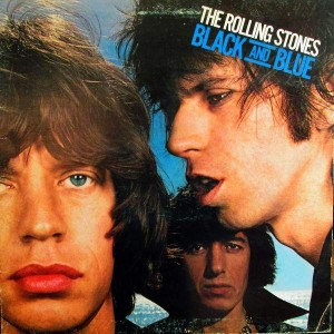 The Rolling Stones - Black And Blue - Rolling Stones Records - COC 59106, Rolling Stones Records - COC 59106Ⓢ