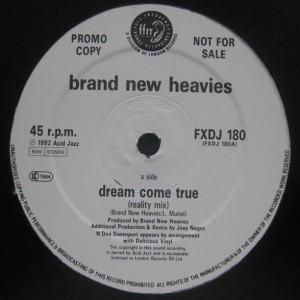 The Brand New Heavies - Dream Come True - FFRR - FXDJ 180