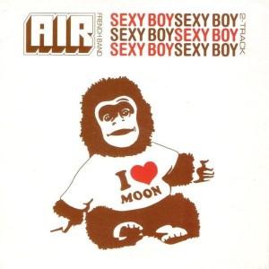AIR - Sexy Boy - Source - 7243 8 94802 7 6
