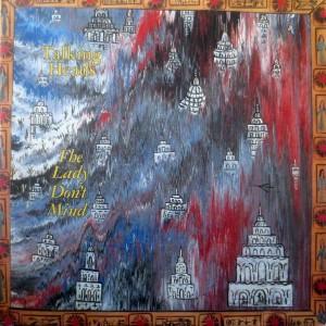 Talking Heads - The Lady Don't Mind - EMI - 1C 006-20 0654 7