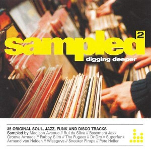 Various - Sampled 2: Digging Deeper - Virgin - 7243 8 10091 2 3, Virgin - VTDCD 363
