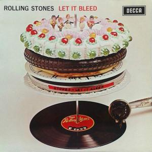 The Rolling Stones - Let It Bleed - Decca - SKL 5025