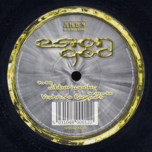 Esion God - Jibberwocky / Vishnu's Giggles - EsionGod - esion001