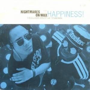 Nightmares On Wax - Happiness! - Warp Records - WAP 28, Warp Records - WAP28