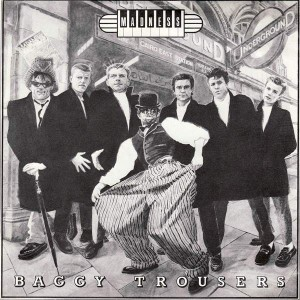 Madness - Baggy Trousers - Stiff Records - BUY 84