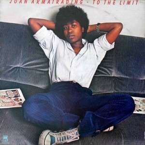 Joan Armatrading - To The Limit - A&M Records - AMLH 64732