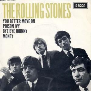 The Rolling Stones - The Rolling Stones - Decca - DFE 8560, Decca - DFE.8560
