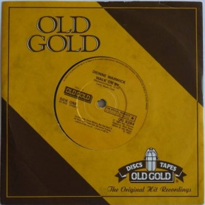 Dionne Warwick - Walk On By - Old Gold - OG 9284