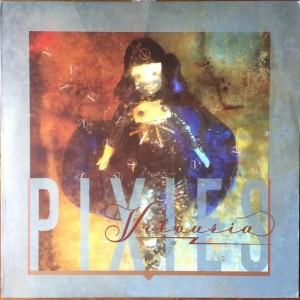 Pixies - Velouria - 4AD - BAD 0009