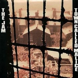 The Jam - Town Called Malice / Precious - Polydor - POSP 400, Polydor - 2059 456