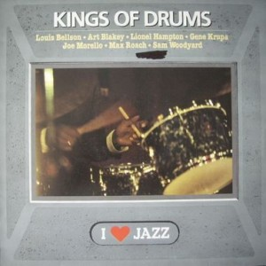 Various - Kings Of Drums - CBS - CBS 21113