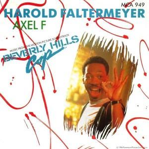 Harold Faltermeyer - Axel F - MCA Records - MCA 949