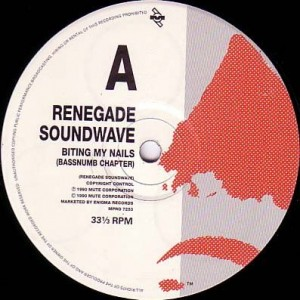 Renegade Soundwave - Biting My Nails - Enigma Records - MPRO-7253