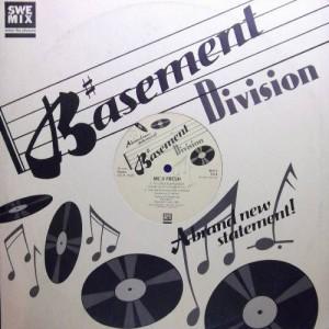 MC II Fresh / StoneBridge - H1 / Jazzy John's Freestyle Dub - Basement Division - BDT 5