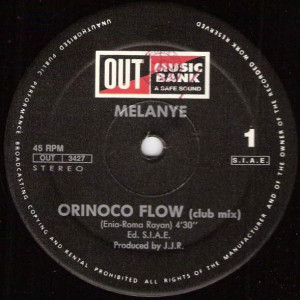 Melanye - Orinoco Flow - Out - OUT 3427