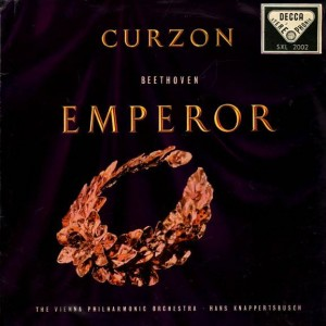 Clifford Curzon , Ludwig van Beethoven , Wiener Philharmoniker , Hans Knappertsbusch - Concerto No. 5 In E Flat Major For Piano And Orchestra Opus 73 (''Emperor'') - Decca - SXL 2002, Decca - SXL.2002