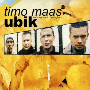 Timo Maas Featuring Martin Bettinghaus - Ubik - Perfecto - PERF10T