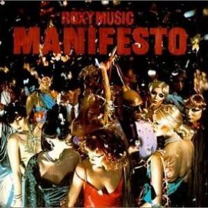 Roxy Music - Manifesto - Polydor - POLH 001