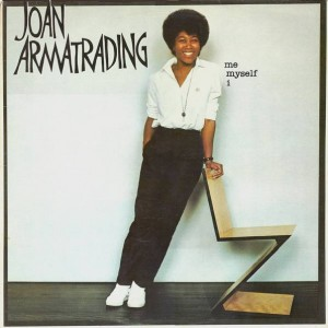Joan Armatrading - Me Myself I - A&M Records - AMLH 64809, A&M Records - SP 4809