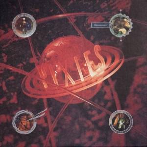 Pixies - Bossanova - 4AD - CAD 0010