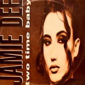 Jamie Dee - Two Time Baby - Flying Records - FLY 128