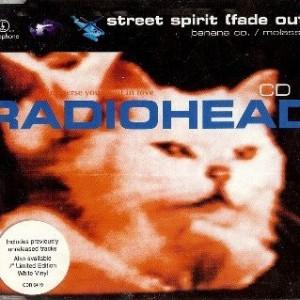 Radiohead - Street Spirit (Fade Out) - Parlophone - 7243 8 82522 2 5, Parlophone - CDR 6419