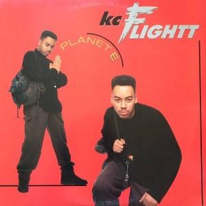 KC Flightt - Planet E - RCA - 8897-1-RD