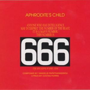 Aphrodite's Child - 666 - Vertigo - 838 430-2