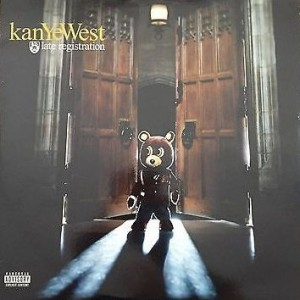 Kanye West - Late Registration - Roc-A-Fella Records - 9885652