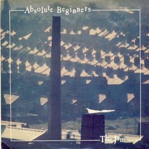 The Jam - Absolute Beginners - Polydor - POSP 350, Polydor - 2059 406