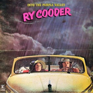 Ry Cooder - Into The Purple Valley - Reprise Records - K 44142
