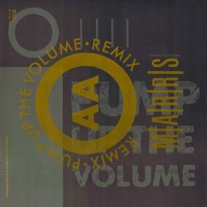 M A R R S - Pump Up The Volume (Remix) - 4AD - BAD 707 R