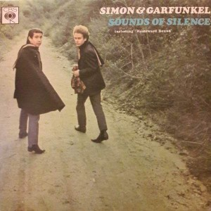 Simon & Garfunkel - Sounds Of Silence - CBS - 62690, CBS - SBPG 62690