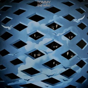The Who - Tommy - Polydor - 3715749